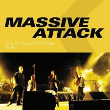 MASSIVE ATTACK LIVE AT ROYAL ALBERT HALL 1998 DOPPIO VINILE LP RSD 2016 NUOVO