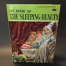 My Book of The Sleeping Beauty A Giant Maxton Book Vintage