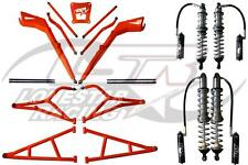 Lonestar MTS +3.5 A-Arms + Fox Shocks Bypass RZR XP Turbo Suspension Kit LSR