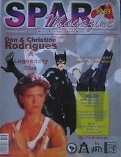 1/03 SPAR MAGAZINE CHRISTINE RODRIGUES BLACK BELT KARATE KUNG FU MARTIAL ARTS