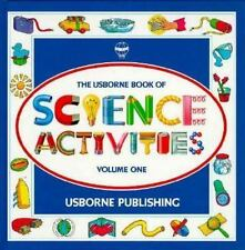 Usborne Book of Science Activities, Vol. 1 (Science Activities)-ExLibrary