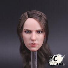 Zctoys 1/6 Metal Gear Solid V The Phantom Pain Quiet Female Head Sculpt In Stock