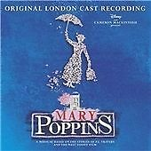 Mary Poppins, Original London Cast, Good Condition Soundtrack