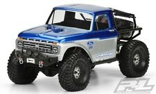 "Pro-Line 3464-00 1966 Ford F-100 Clear Body Axial SCX10 Trail Honcho 12.3"" 313mm"