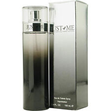 Men JUST ME by Paris Hilton 3.3 oz  3.4 oz 100 ml EDT Spray NEW in Box