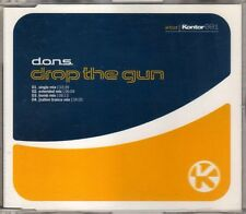 D.O.N.S. - Drop The Gun - CDM - 1997 - Techno Trance Hard House