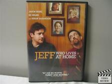 Jeff Who Lives at Home (DVD, 2013)