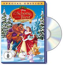 Die Schöne und das Biest - Weihnachtszauber - DVD - *NEU*