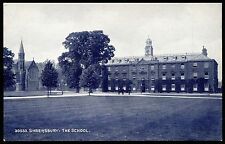 Old Rare Postcard The School Shrewsbury Unused (Ref: AL483)