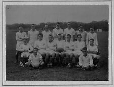 POST CARDS RUGBY A SUPER 8X6 PHOTO A 4 WING RUGBY XV 1943