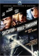 Sky Captain And The World Of Tomorrow Region 4 DVD VGC