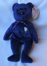 "Beanie Baby - ""Princess"" - made for the Diana, Princess of Wales Memorial Fund"