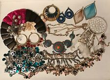 Job Lot (B1) Broken Jewellery Up-Cycling Shabby Chic Vintage Style Crafts Repair