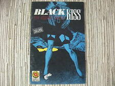 COMIC BLACK KISS Nº 2 DE 12 NORMA EDITORIAL USADO BUEN ESTADO