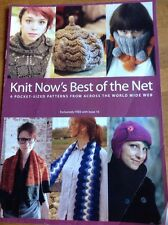 Knit maintenant's best of the net. 6 pocket-sized patterns from the world wide web