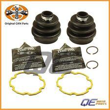 2 Rear Inner CV Joint Boot Kit GKN/Loebro 92833292401 For: Porsche 928 82-85