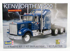 Revell Truck Model Kit Kenworth W900 Truck 85-1507 1/25 New
