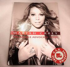 Mariah Carey The Angels Advocate Tour Book Program No Promo RARE