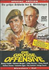Die große Offensive / Henry Fonda, Helmut Berger / DVD #12885