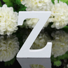 Letter Z Wooden Alphabet Freestanding Name Wedding Birthday Party Decoration #1