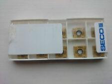 10 Seco carbide tips SNHQ110202TL4-M07 F40M ( SNHQ 110202 TL4 SNHQ110202 )