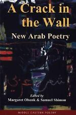 A Crack in the Wall: New Arab Poetry