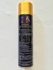 Gold Color Spray Can (Bosny#185)
