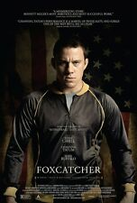 Foxcatcher movie poster - Channing Tatum poster - 11 x 17 inches