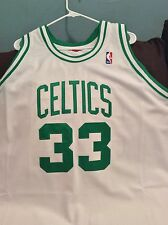 Mitchell & Ness Authentic Larry Bird Boston Celtics Jersey 1991-92 4XL