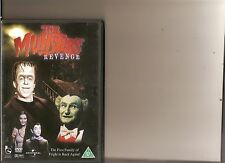 THE MUNSTERS REVENGE DVD RETRO