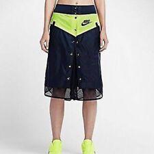 2015 Nike Nikelab x Sacai Sport Skirt Navy Style 717221 $250 sz M, NWT