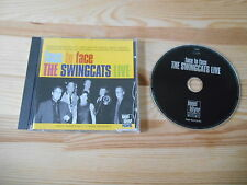 CD Jazz Swingcats - Live : Face to Face (14 Song) NAGEL HEYER