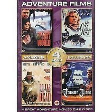 The Lost World / Dollar for the Dead / Call of the Wild / Treasure Island DVD