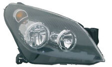 VAUXHALL ASTRA 2004-2007 HEADLIGHT HEADLAMP DRIVER SIDE OFF SIDE RIGHT HAND