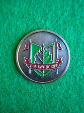 The Hawthorns Golf and Country Club Ball Marker Putting Coin - Fishers, Indiana