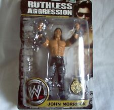 WWE John Morrison - Figur + Gürtel, ca. 18 cm WWE Wrestling---Neu,OVP,RARITÄT