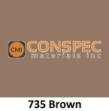 Concrete Color Pigment Dye for Cement Mortar Grout Plaster 3 LBS BROWN 735