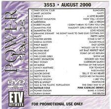 ETV Power Dance - August 2001 4 Hr