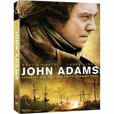 John Adams Komplette Mini Serie 3er [DVD] NEU USA HBO