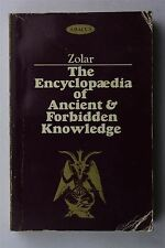 The Encyclopedia Of Ancient & Forbidden Knowledge 1973 Zolar Book Occult Abacus