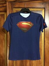 Under Armour Alter Ego Boys SUPERMAN Fitted shirt YXL