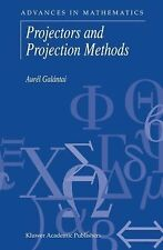 Advances in Mathematics Ser.: Projectors and Projection Methods 6 by Aurél...