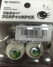 Volks Dollfie Dream Animetic Eyes TYPE O Wakaba Green 20mm Doll Point Limited