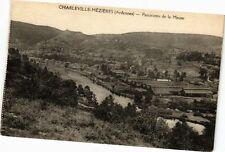 CPA  Charleville-Méziéres(Ardennes) - Panorama de la Meuse (224280)