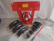 NEW PIPE BENDER 16 TON AIR/HYDRAULIC 16000KG PORTABLE TUBE BENDER