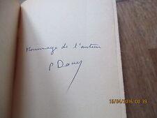 PROMOTION & EDITION PIERRE DACIER le dictateur et autres nouvelles 1967 + envoi
