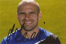 IPSWICH: ANDY LIDDELL SIGNED 6x4 PORTRAIT PHOTO+COA