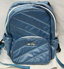 Oakley Womens Mens Youth Shiney Blue Backpack Great Used Condition