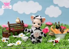 Pang-ju Calf pang Groove mini ball jointed doll cow BJD in USA