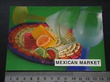 MEXICAN MARKET GLASSWARE FURNITURE RUGS MIRRORS 743 HIGH ST ARMADALE ADVERT